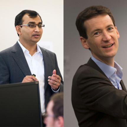 2 Krannert Professors