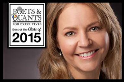 Stacey Mueller: Top 30 EMBAs for 2015