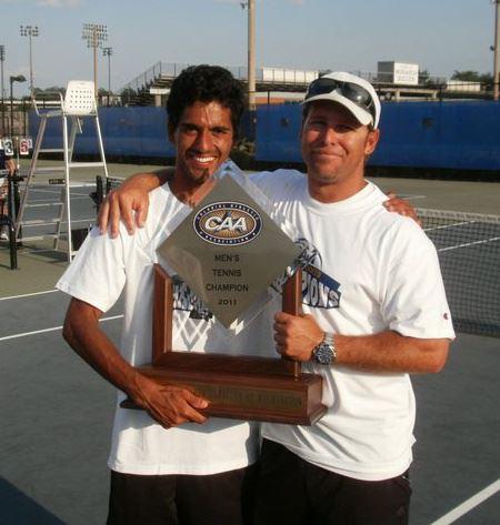 Kinshuk Sharma_Purdue Krannert Masters_Professional Tennis Player